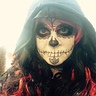 Photo #4 - Day of the Dead Sugar Skull Sorceress