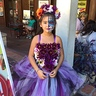 Photo #1 - Day of the Dead Wedding Flower Girl