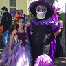 Photo #5 - Day of the Dead Wedding Flower Girl