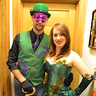 Photo #2 - Riddler and poison ivy