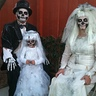 Photo #2 - Dead Bride, Groom and Flower Girl