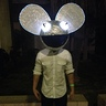 Photo #1 - Bright Light Deadmau5
