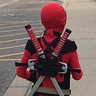 Photo #2 - Deadpool back