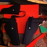 Photo #4 - making my holsters