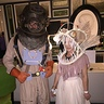 Photo #1 - Deep Sea Diver and Angler Fish
