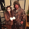 Photo #1 - Deer and Hunter