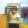 Photo #1 - Deer head over a fireplace