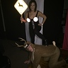 Photo #1 - Deer in Headlights