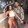 Photo #1 - Deer & Hunter