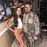 Photo #3 - Deer & Hunter