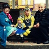 Photo #1 - Minion Family, Lucy Wilde, Gru amd Minions