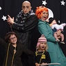 Photo #1 - Despicable Me 2 - Gru, agent Lucy Wilde, Agnes, Margot and Edith