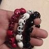Photo #6 - My skull bracelets