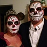 Photo #1 - Dia de los Muertos Bride and Groom