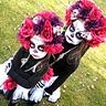 Photo #1 - Dia de los Muertos Chicas