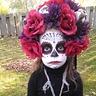 Photo #2 - Dia de los Muertos Chicas