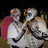 Photo #1 - Dia De Los Muertos couple
