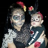 Photo #1 - Dia De los Muertos Sugar Skull Bride and Baby