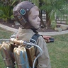 Photo #1 - Dieselpunk Rocketeer Time Traveler