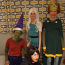 Photo #1 - Elfo, Luci, Bean and King Zog