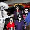 Photo #4 - Tia Rosita, Hector, Miguel, Mama Imelda, Ernesto de la Cruz