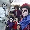 Photo #5 - Tia Rosita, Hector, Miguel, Mama Imelda, Ernesto take a selfie