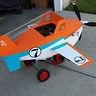 Photo #4 - Dusty Crophopper tricycle-mounted airplane costume - 4