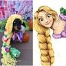 Photo #3 - Haileigh as Rapunzel
