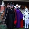 Photo #2 - The Disney Villains together