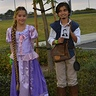 Photo #1 -  Ryan Veronick and Betty as Flynn Rider and Rapunzel from Disney Tangled