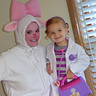 Photo #2 - Amelia and Mommy as Doc McStuffins and Lambie