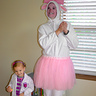 Photo #1 - Amelia and Mommy as Doc McStuffins and Lambie