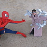 Photo #3 - Doc Ock vs. Spidey