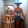 Photo #1 - Doctor Who Tardis and Dalek Costumes