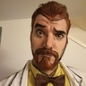 Photo #1 - Doctor Krieger from the animated show Archer on FX