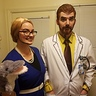 Photo #3 - Krieger and Pam!