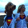 Photo #8 - Bark Kent and Kara to the rescue