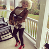 Photo #1 - Dolly Parton working 9 to 5