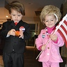 Photo #1 - Donald and Hillary