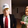 Photo #3 - Donald Trump and Hillary Clinton