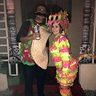 Photo #1 - Donkey pinata and taco