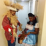 Photo #1 - Dorothy and Scarecrow