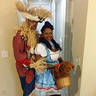 Photo #4 - Scarecrow and Dorothy