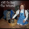 Photo #4 - Dorothy & Toto Off To See The Wizard