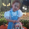 Photo #2 - Avery Grace and Ellie as Dorothy and toto