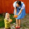 Photo #3 - Dorothy & Scarecrow