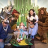 Photo #2 - Meeting the Wizaed of Oz characters