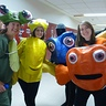 Photo #2 - Dory and friends looking for nemo