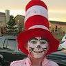 Photo #9 - Our Scary Cat in the Hat!