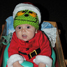 Photo #4 - Even the 3 month old is in the Spirit!